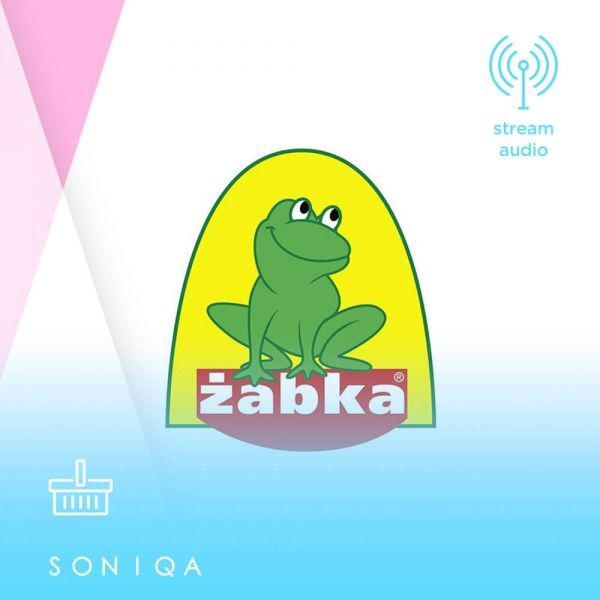 SONIQA Free Music dla ŻABKA