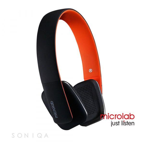 Słuchawki nagłowne - Microlab T2