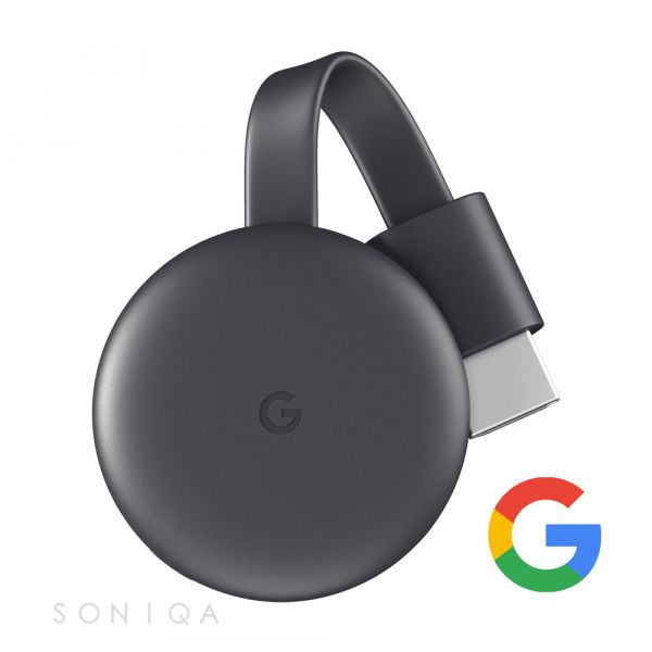GOOGLE Chromecast 3 - Transmiter TV