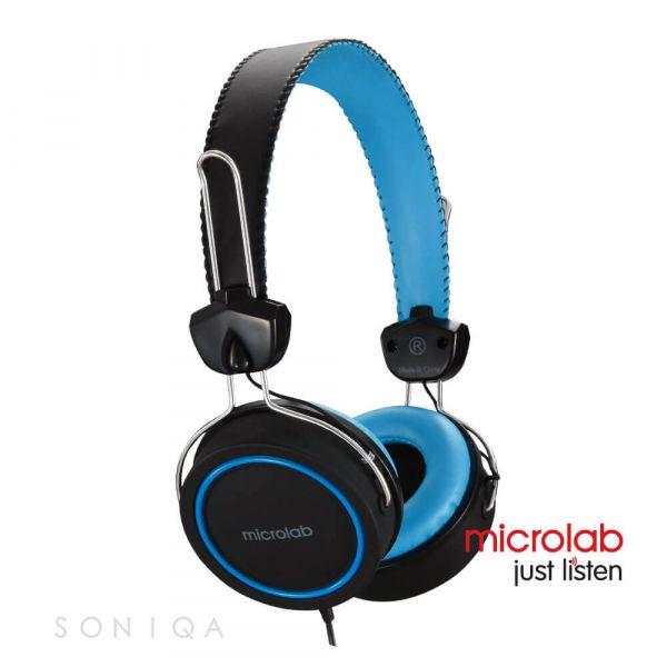Słuchawki nagłowne - Microlab K300