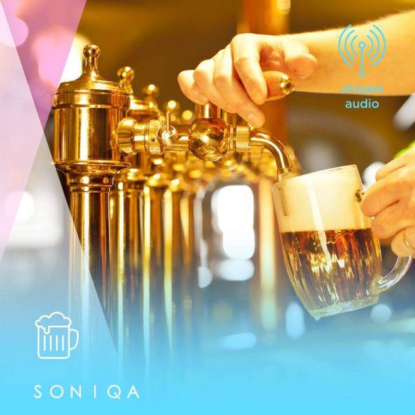 SONIQA Free Music do pubu i baru