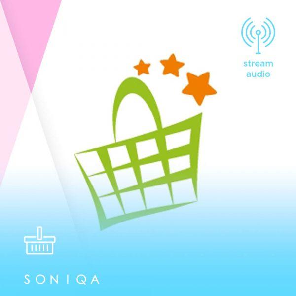 """SONIQA Free Music dla sklepów """"odido"""""""
