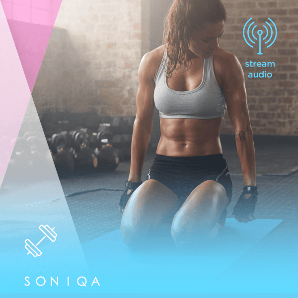 SONIQA Free Music do klubu fitness