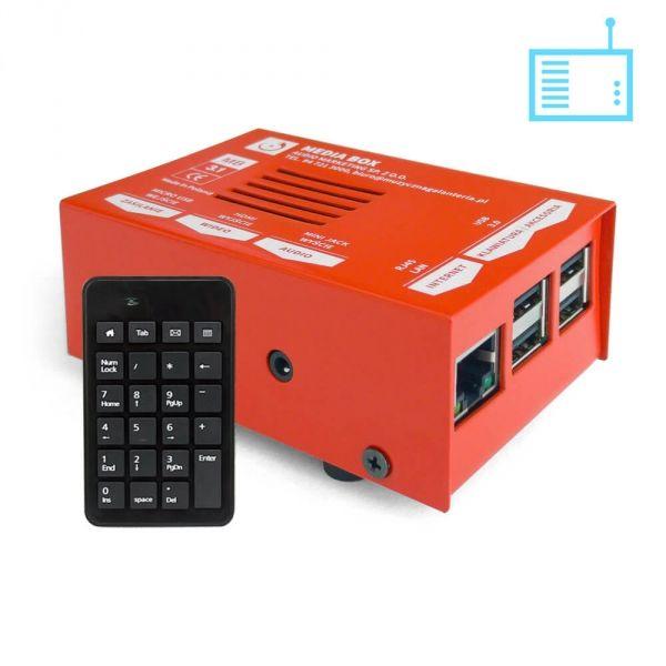 Odtwarzacz SONI BOX (3 m-ce usługi w cenie)