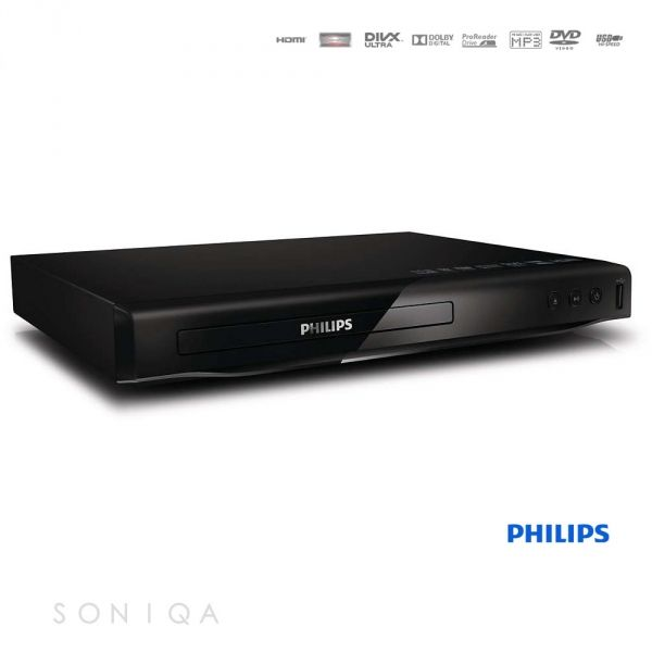 DVD Philips DVP2880