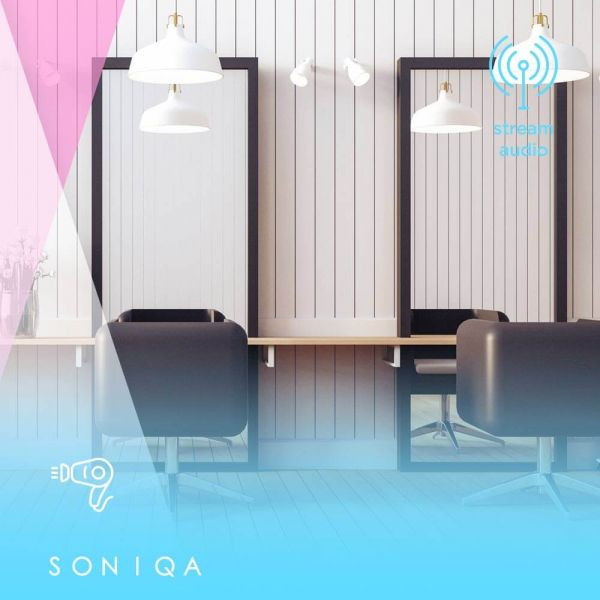 SONIQA Free Music do salonu urody