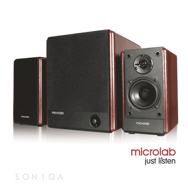 Aktywne głośniki - Microlab FC330