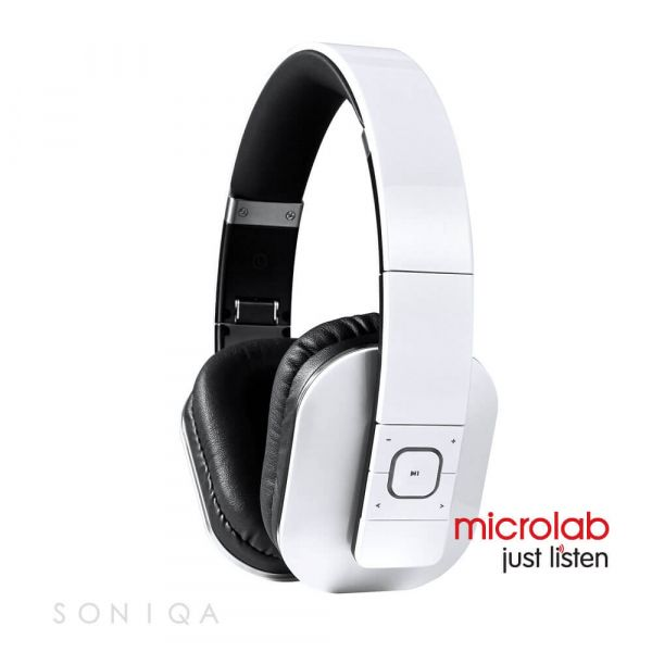 Słuchawki nagłowne - Microlab T1