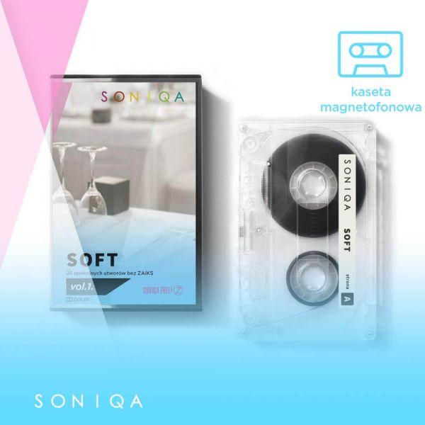 SONIQA Free Music na kasecie magnetofonowej