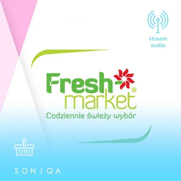 SONIQA Free Music dla Fresh Market