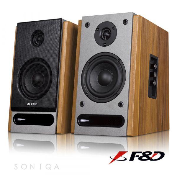 Aktywne głośniki F&D R25BT